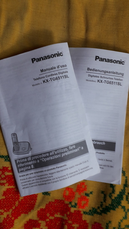 Радиотелефон   Panasonic., фото №11
