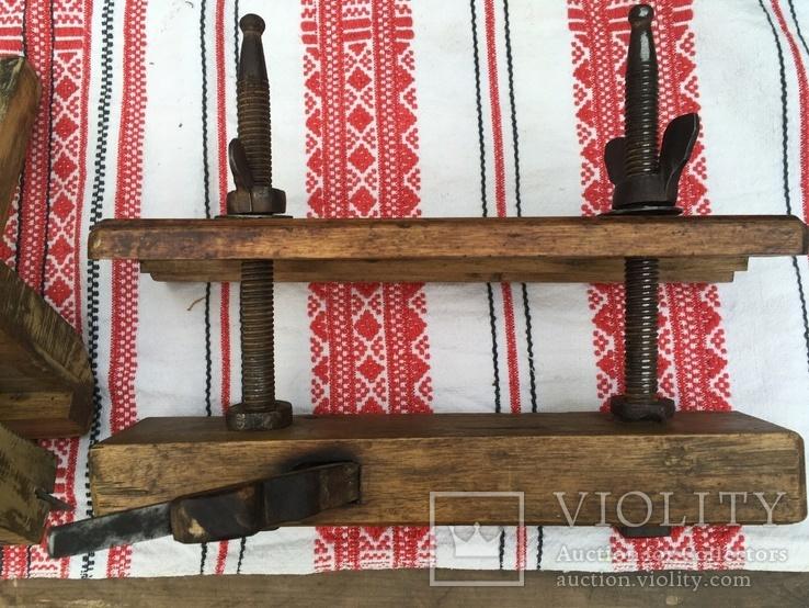 Столярный инструмент старинный, фото №4