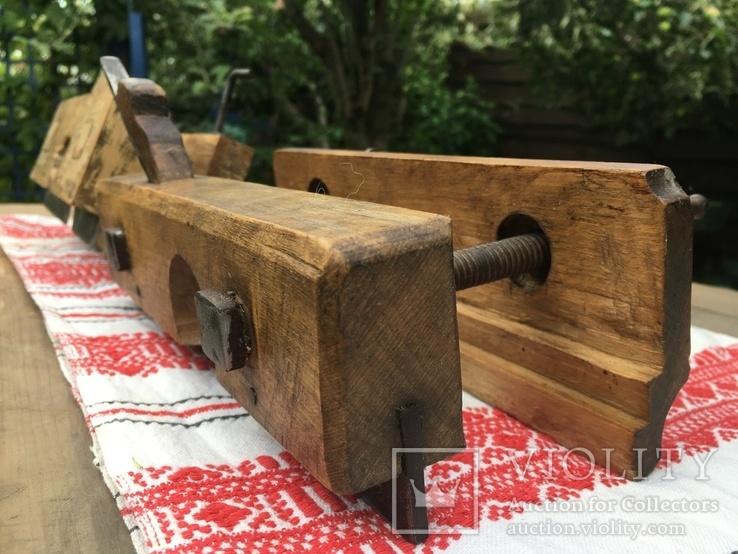 Столярный инструмент старинный, фото №7