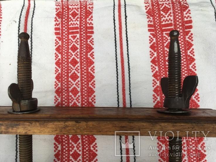 Столярный инструмент старинный, фото №9