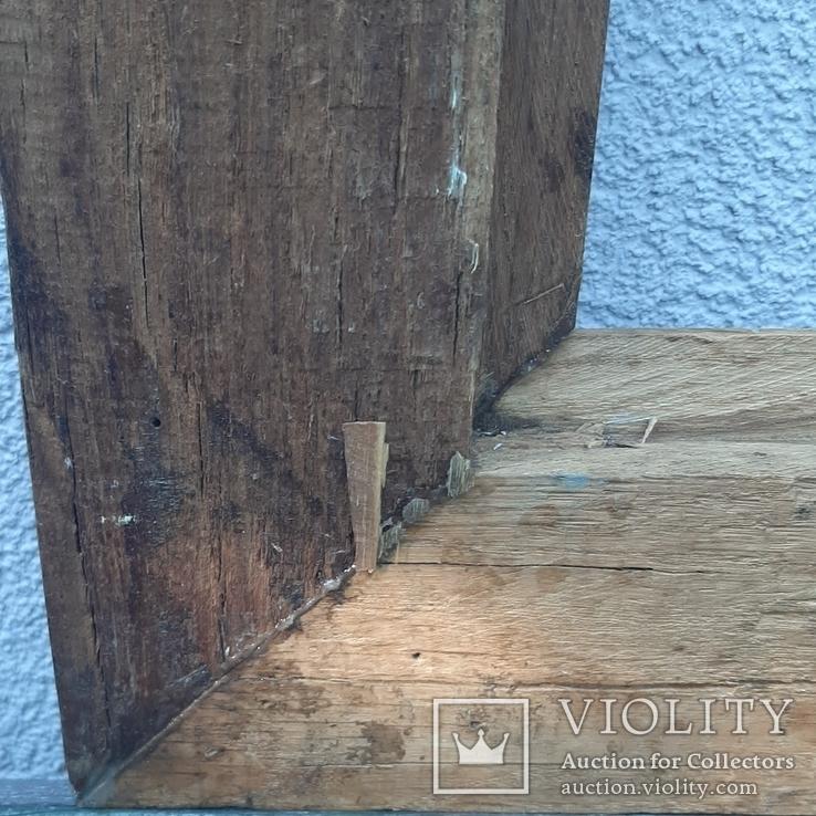 Рама для картины дубовая, 67 х 53,5 см(52х38,5), фото №11