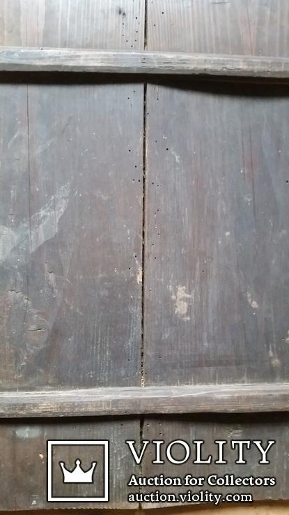 Ікона Юрій Змієборець, Чернігівщина, 52,5х42,5 см, фото №12