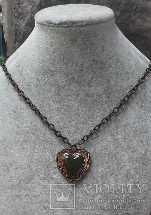 "Кулон  ""Сердце"", фото №4"