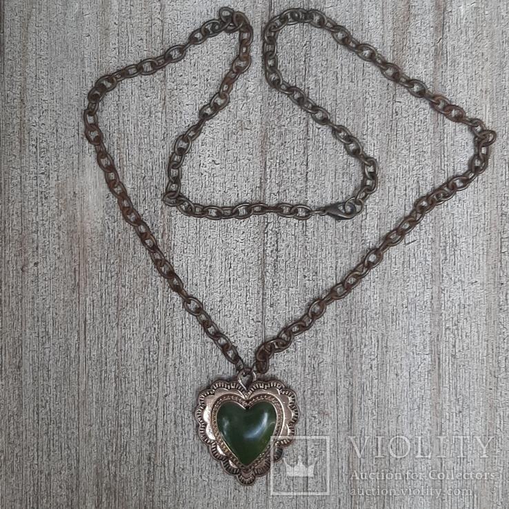"Кулон  ""Сердце"", фото №9"