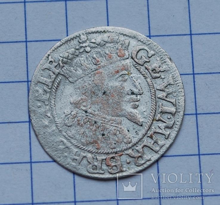 Грош Георга Вильгельма 1625 года.