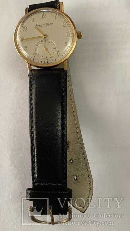Часы Schaffhausen 750пр