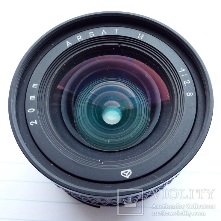 Arsat 20mm 1-2 8