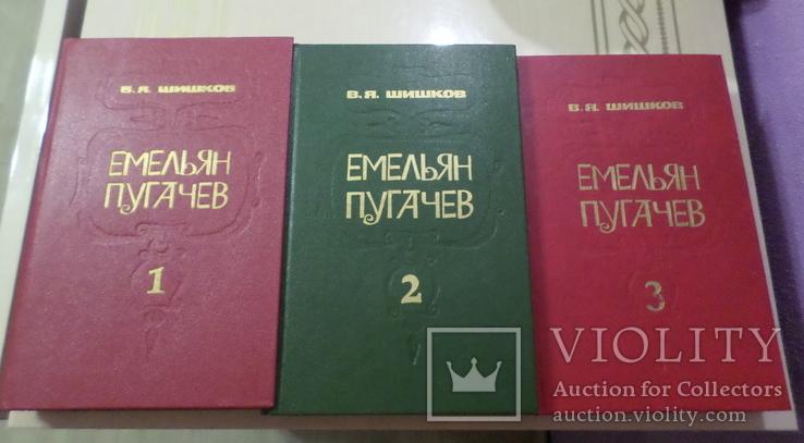 Шишков Емельян Пугачев, фото №3