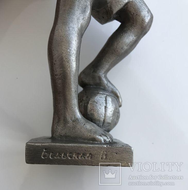 Футболист Ленинград Автор: Бельская В., фото №7