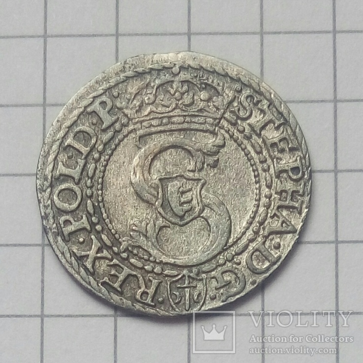 Солид 1585 года ( м.д. Мальборк )