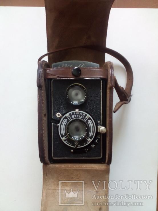 Фотоапарат Witaflex. Немецкий.