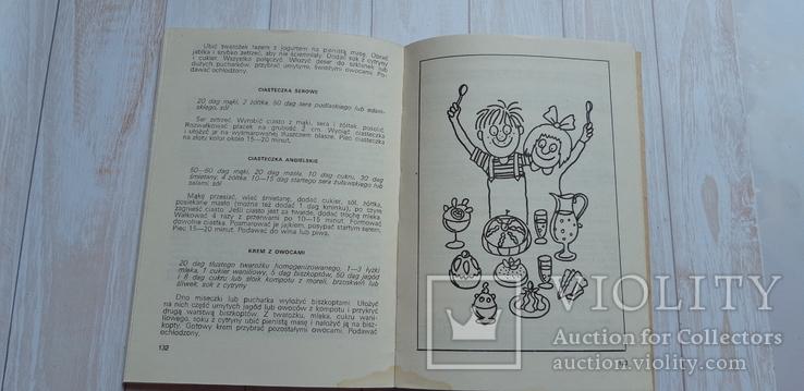 Блюда из молока и молочных продуктов 1979 на польском, фото №10