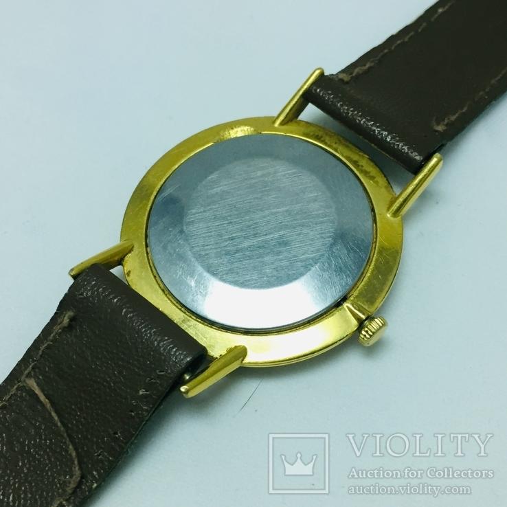 Часы Слава с женским механизмом AU20 тонкий корпус, фото №5