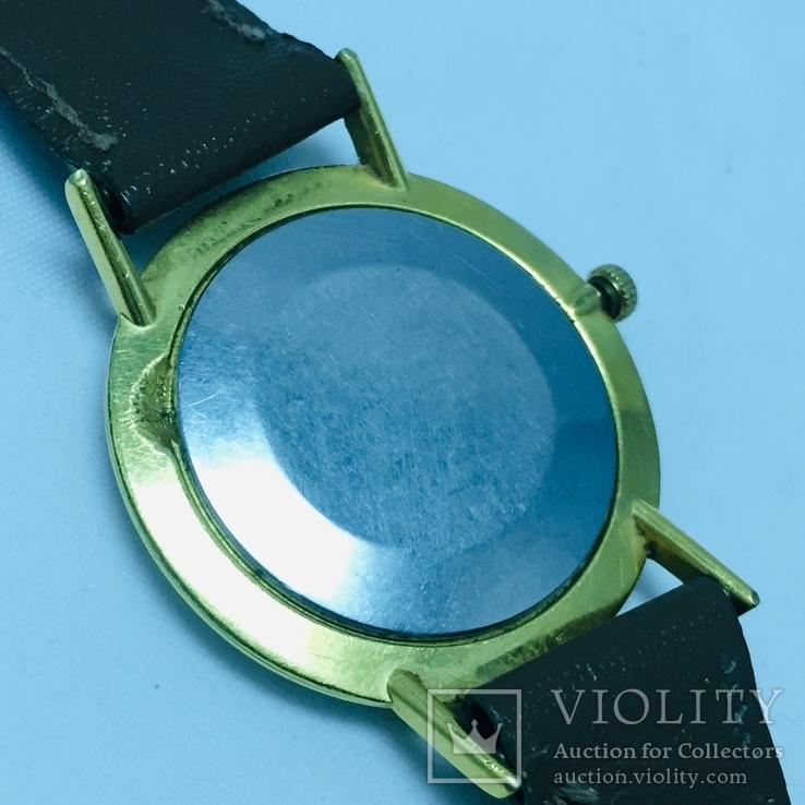Часы Слава с женским механизмом AU20 тонкий корпус, фото №6