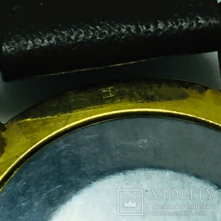 Часы Слава с женским механизмом AU20 тонкий корпус, фото №7