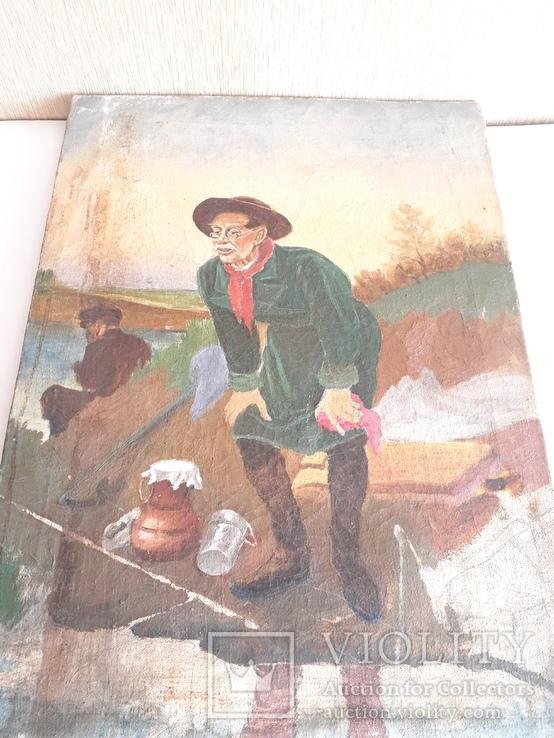 Картина. копия, фото №12