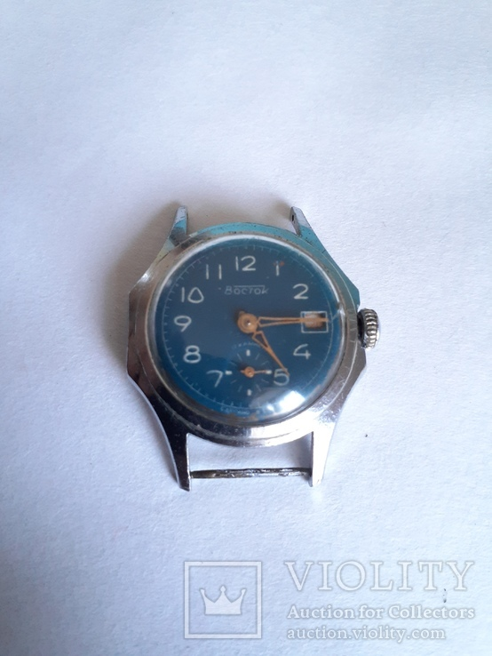 Часы восток, фото №11