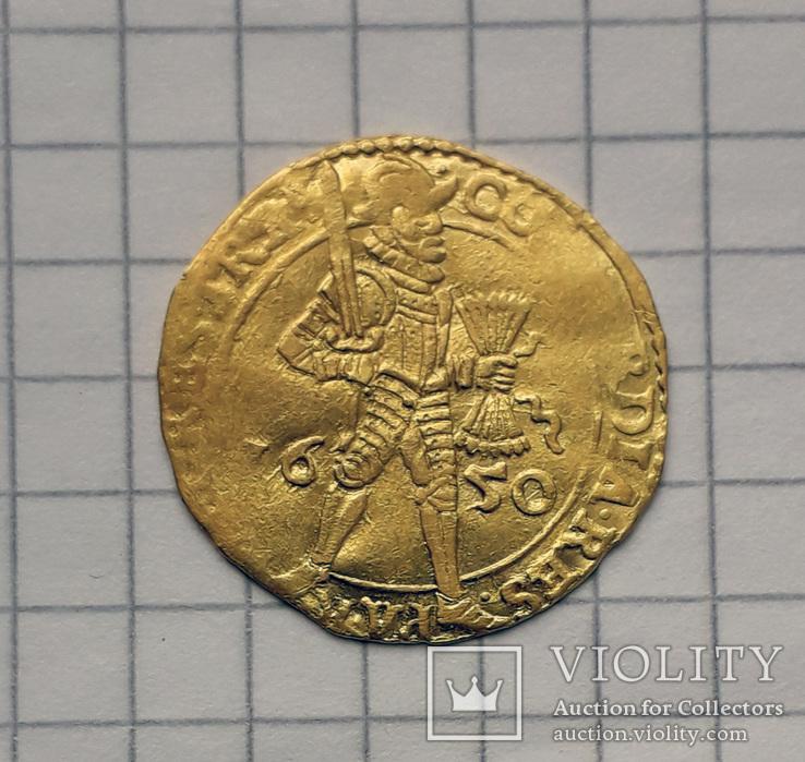 Дукат Утрехт 1650 г.