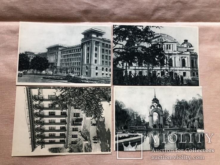 Набор открыток Харьков 1955, фото №7