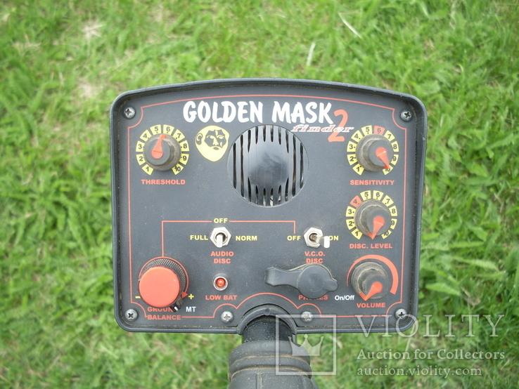 Golden Mask - 2