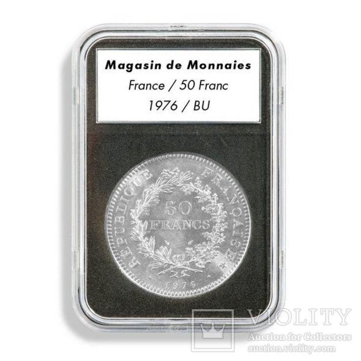 Слаб для монет внутренний диаметр 23 мм. Everslab. 342030