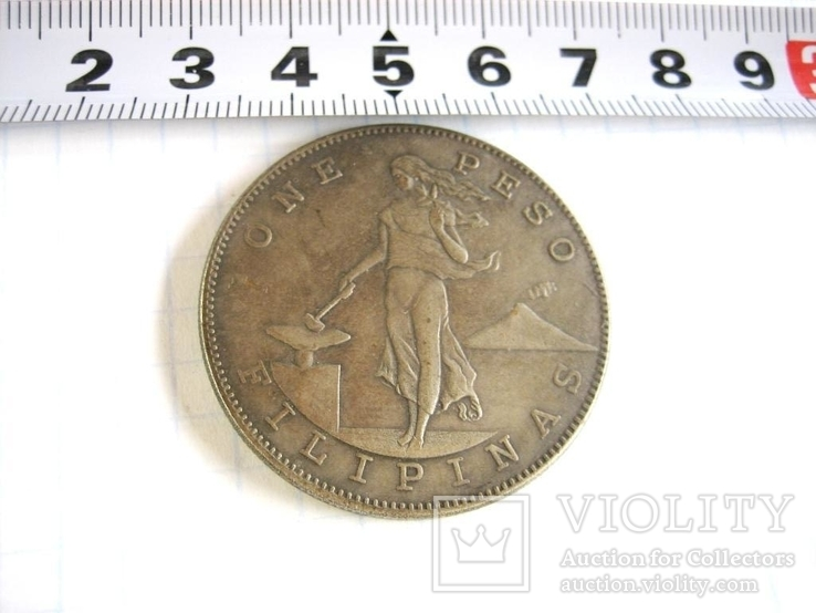Старовинна американська монета - копія, фото №2
