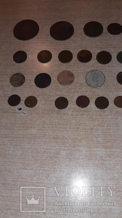 Монеты Австро-Венгрии и Польши. Одним лотом. 24шт. См описание., фото №6