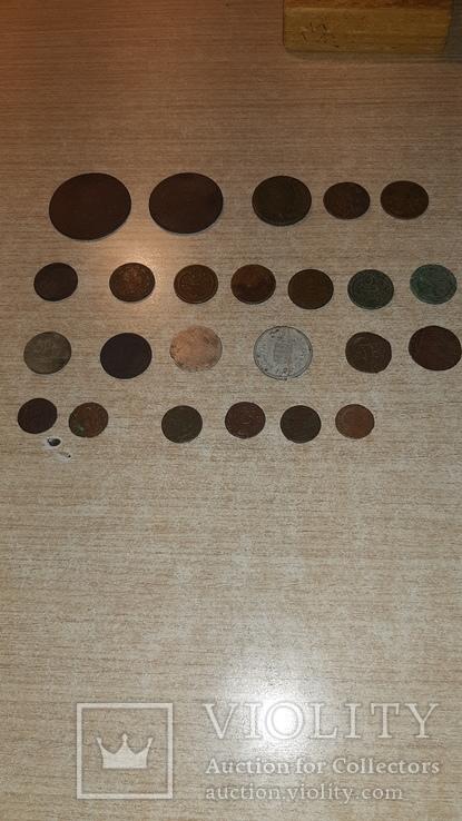 Монеты Австро-Венгрии и Польши. Одним лотом. 24шт. См описание., фото №11