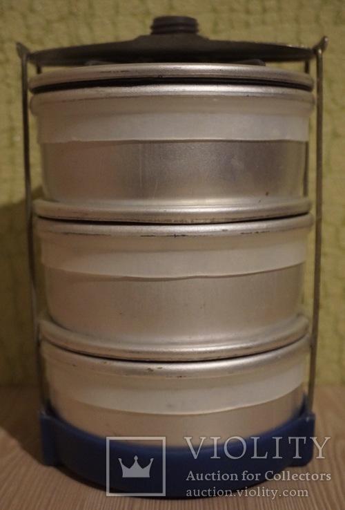 Термос пищевой для готовой еды КЗЫЛ ТУ, фото №5