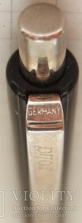 """Шариковая авторучка """"Solid"""", Germany с новым стержнем., фото №8"""