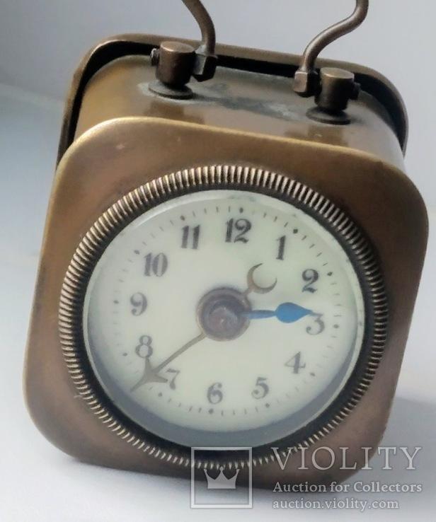 Часы будильник Германия начало 20 век