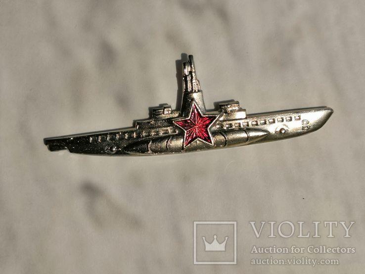 Знак командир подводной лодки.копия., фото №2