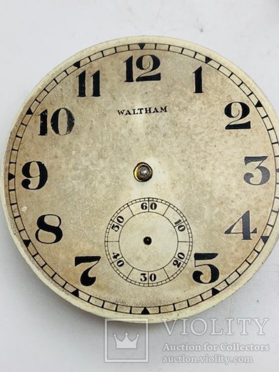 Waltham механизм от палубных, фото №7