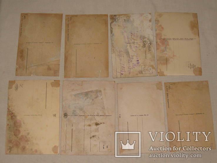 Открытки  подборка 17 шт. первая половина 20того века, фото №4