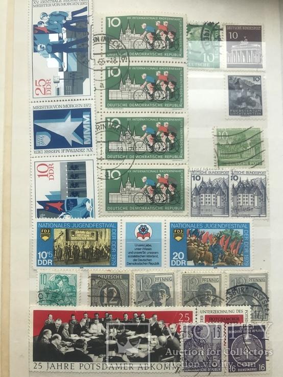 Марки Германии и DDR, фото №6