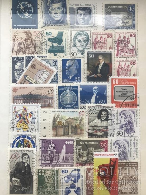 Марки Германии и DDR, фото №11
