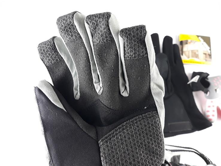 Перчатки зимние с защитой запястья Snowbord Level Glove (размер 7,5 - SМ) Сноуборд Лыжные, фото №9