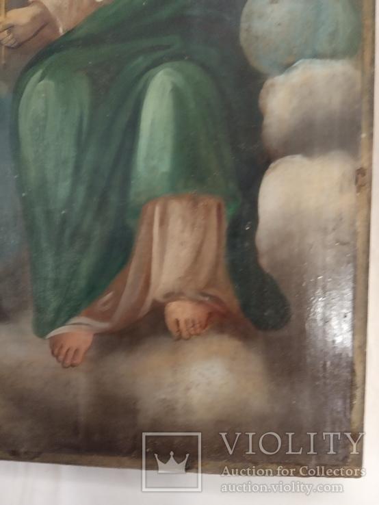 Икона Троица, фото №8
