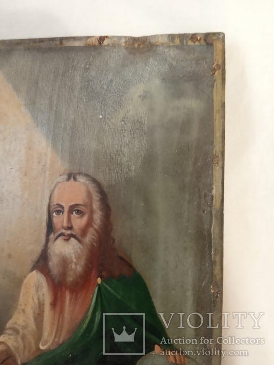 Икона Троица, фото №12