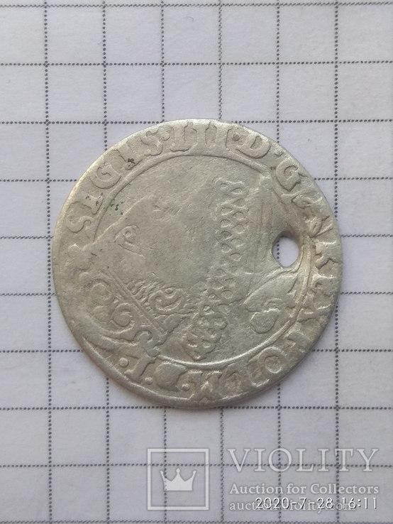 Шестак 1626 Сігізмунд ІІІ, фото №4