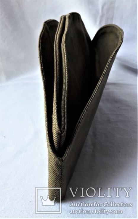 Пилотка ВС СССР, 56 размер, 1984г, клеймо, защитная звезда (2), фото №7