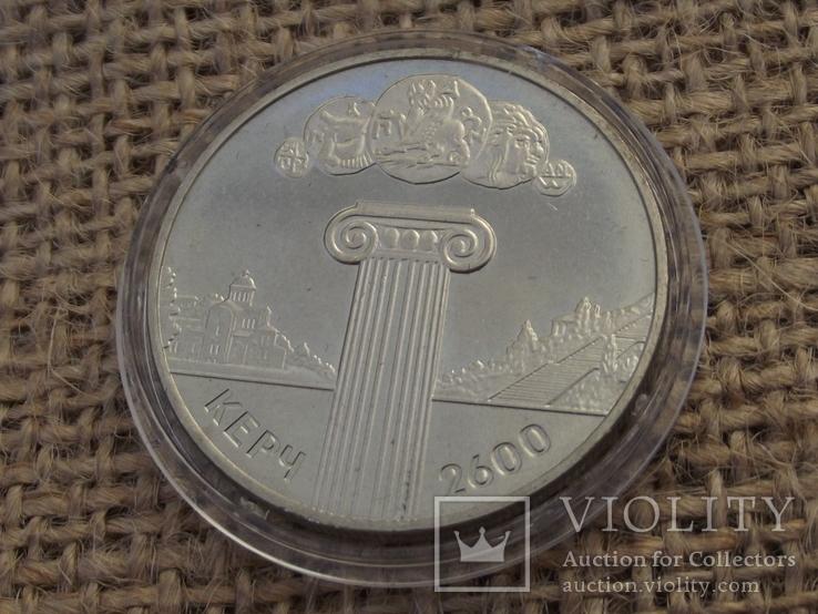 5 гривень. 2000р. м.Керч, фото №3