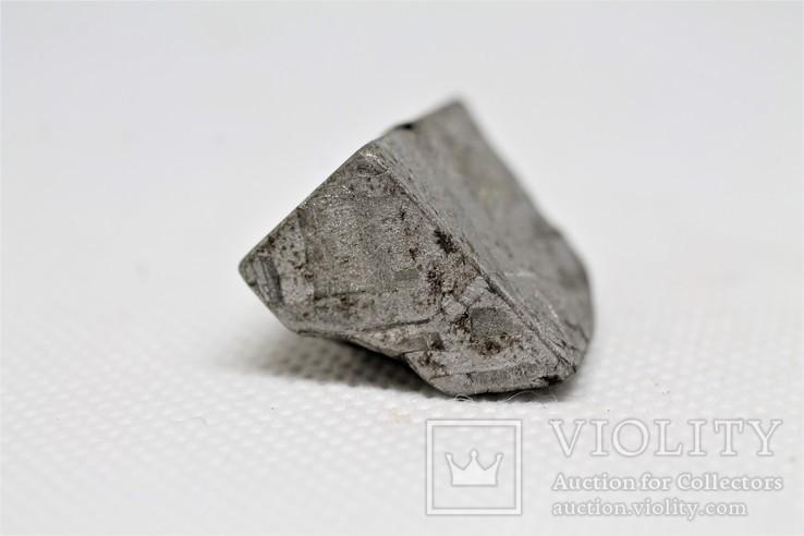 Залізо-кам'яний метеорит Seymchan, 25,5 грам, із сертифікатом автентичності, фото №7