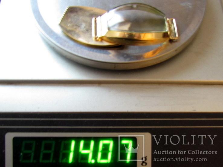 Павел Буре Pavel Bure Антикварные 1903-1904 года Швейцарские часы 585 золота На Ходу, фото №11