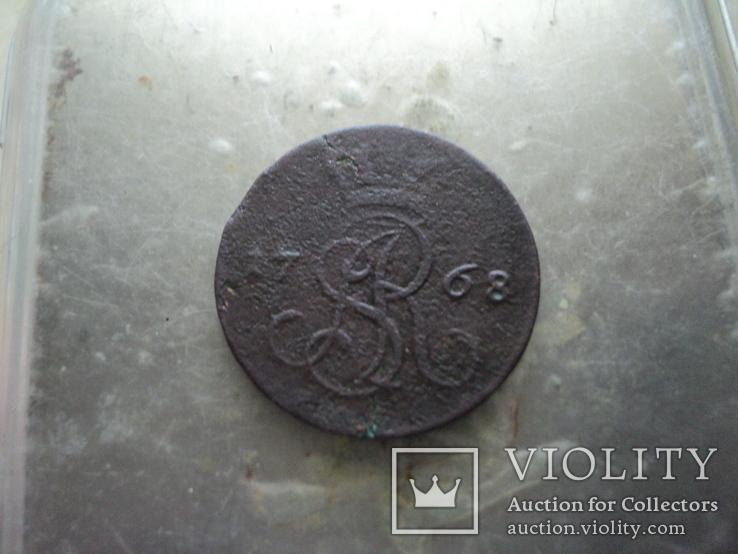 Грош 1768, фото №2