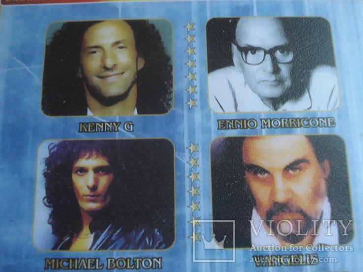 KENNY G, ENNIO VORRICONE, SPACE, VICHAEL BOLTON,, фото №4