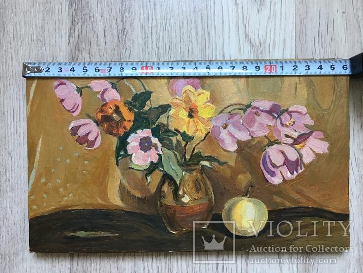 Натюрморт цветы, фото №4