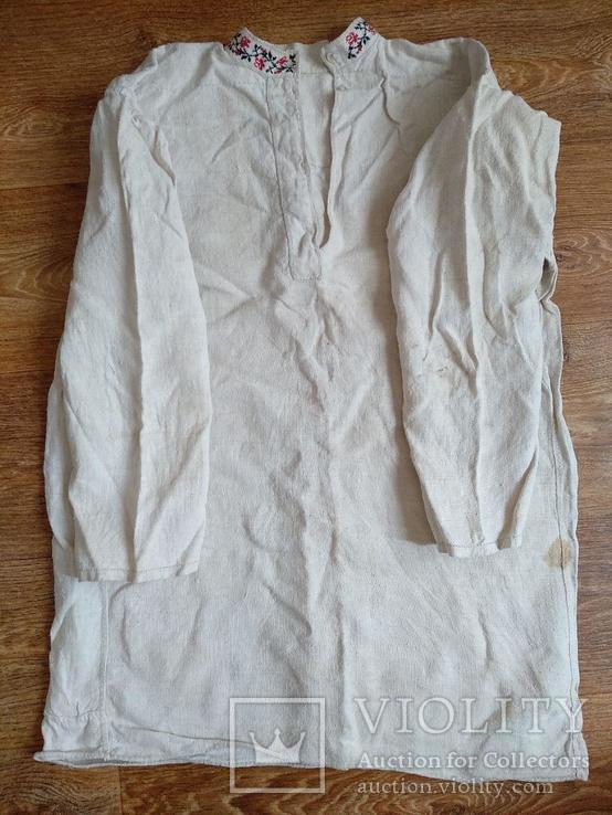 Мужская сорочка вышиванка, фото №2