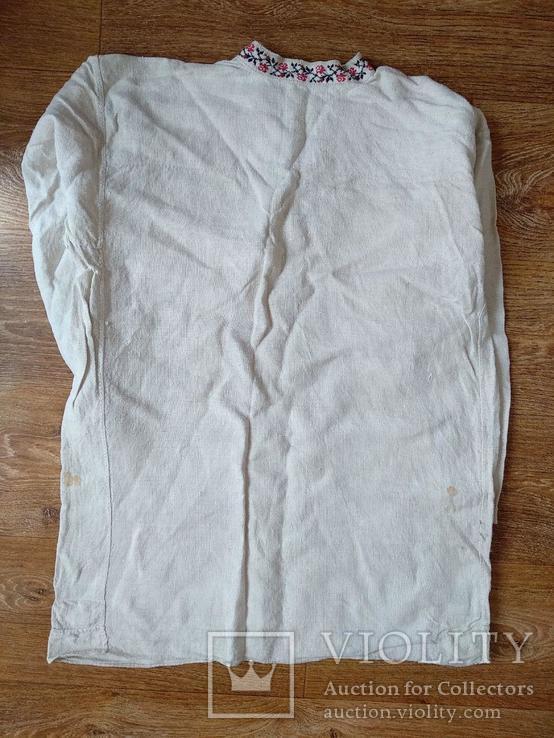 Мужская сорочка вышиванка, фото №3