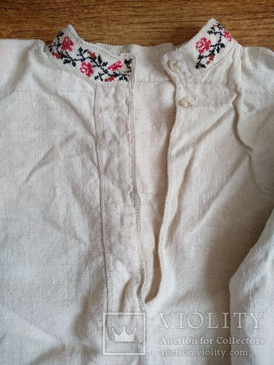 Мужская сорочка вышиванка, фото №4